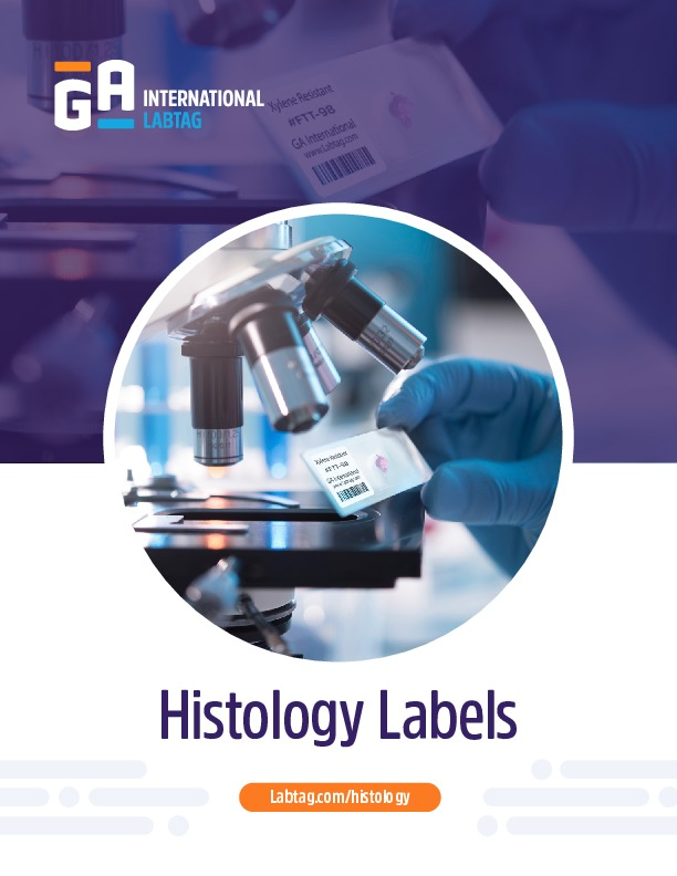 Histology Labels