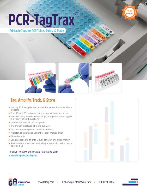 PCR-TagTrax®