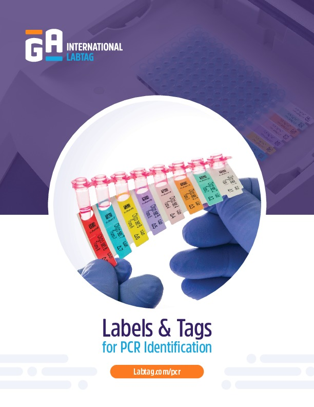 Labels & Tags for PCR Identification