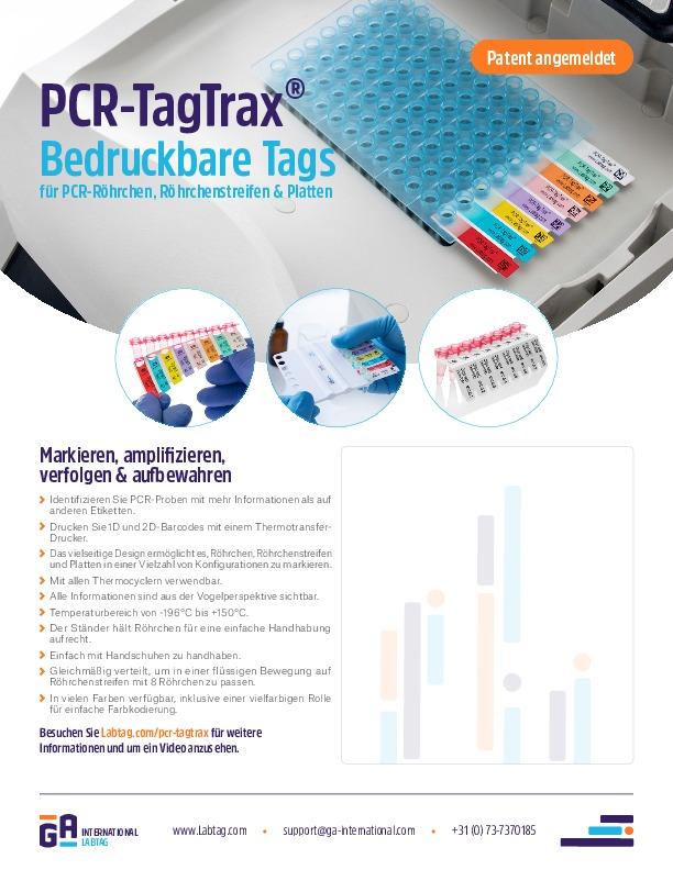 PCR-TagTrax® (deutsch)
